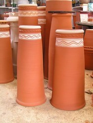 Fareham type chimney pots