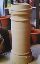 Garnkirk style chimney pot