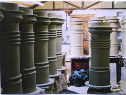 Dungannon chimney pot