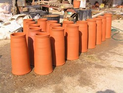 18 rouletted pots for Milton Lilbourne Manor
