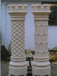 6ft tall crown pots, Barnes