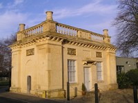 Buckingham Lodge, Stowe