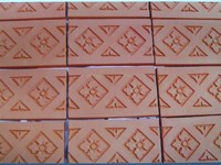 relief tiles for Combe Court Chiddingfold